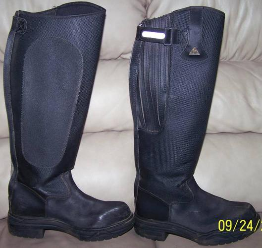 Ariat/Mountain Horse Winter Riding Boots