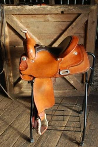 Billy Cook Western Saddle For Sale