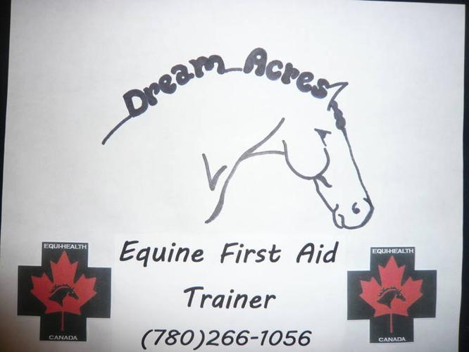 DREAM ACRES Equine First Aid