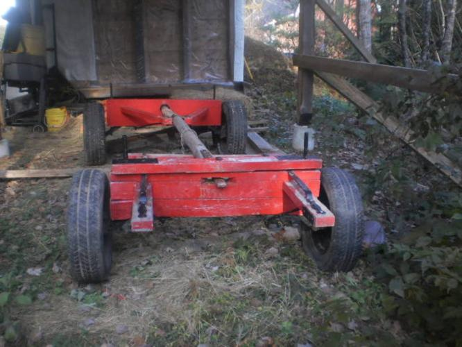 Horse wagen for sale