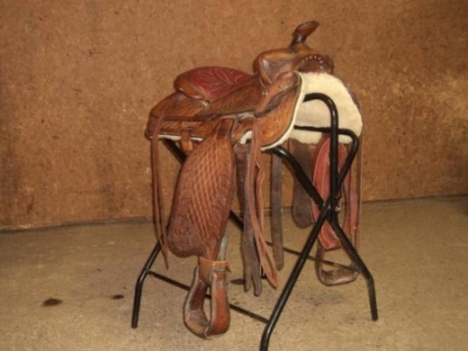 Original Eamore saddle