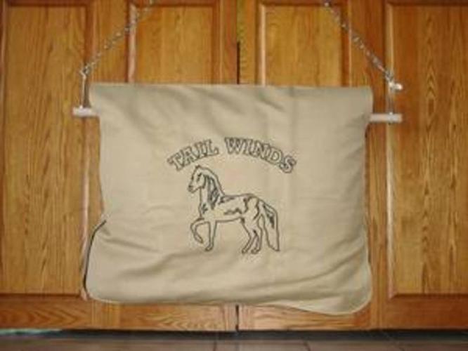 Saddle Bag Protector / Carrier
