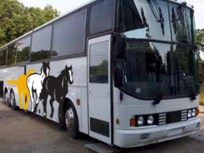 Shuttle Bus to 30th Annual Horse Conference