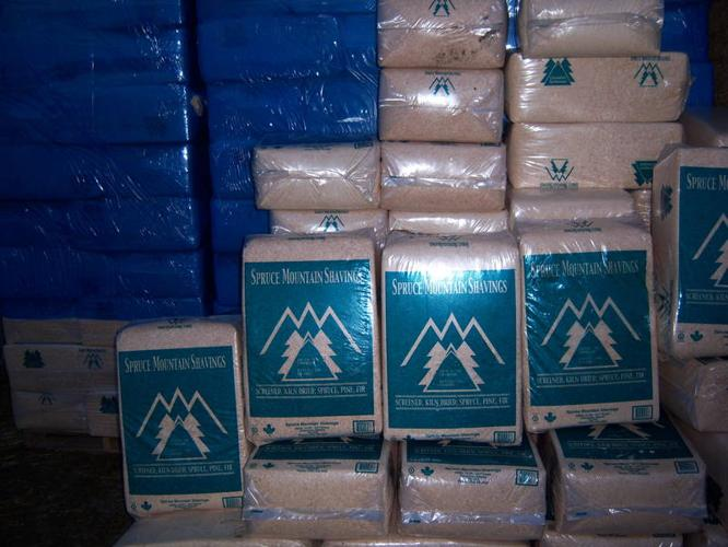 SPRUCE MOUNTAIN BAGGED SHAVINGS $5 HORSE DEWORMERS (PASTE)$9.00