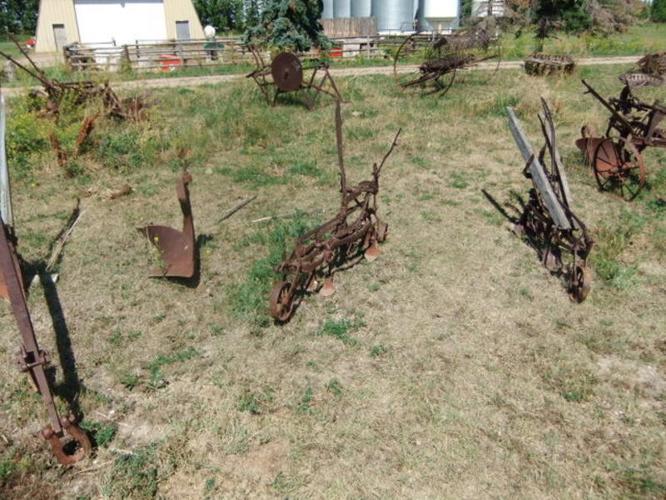Walking Plows/Cultivators