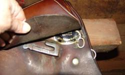 "16"" Stubben English Saddle good condition"
