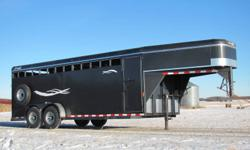 "If you're looking for a heavy duty, high quality trailer at a reasonable price... come on over!   Here is a 20 Foot 2012 Delta Featuring: 14 gauge smooth skin walls  20-feet long, 6' 8"" wide, 6' 6"" tall. 2-7,000 lb torsion axles, all axles with brakes."