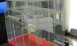 2 Friendly Gerbils need a good home. I have had them for 2 years and they are still very lively and entertaining. Sadly I cannot bring them on my long distance move and I need them to go to a good home before Dec 29th. They come with a 2 story cage,