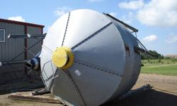 2, 3 ring grain hoppers for sale. Please contact Rick at (403)340-8505.