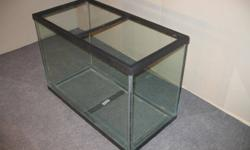 80 gallon Fish Tank with accessories pump and stand