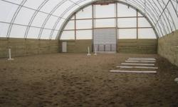 LIMITED SPACES AVAILABLE Horse Boarding Facility just 20 minutes West of Kitchener/ Cambridge.  Under new, experienced management.  Facilities include a large indoor riding arena with quality footing, outdoor sand ring, full set of jumps, 26 acres of