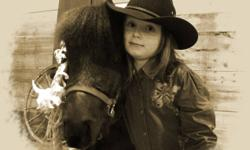 We supply the Ponys and Horses...Age 3-10...rainycreekranch.com