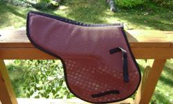1- BLACK  ALL PUPOSE  WAFFLE WEAVE  AIRFLOW PAD   2- BROWN WITH BLACK TRIM  GEL STAY IN PLACE PAD  STILL IN PACKAGE   40.00 EACH