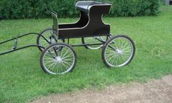 Buggies, carts and wagons, from minnies to drafts. Various sizes and models. Starting at $1450.