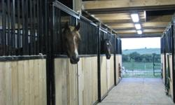 *****  Christmas Gift Certificates available ******* Modular Temporary or Permanent Portable Free-standing Quality made in Ontario can be permanently installed too easy to install great for temporary use too(shows,rodeos) FRONTS 10 or 12 foot stall fronts