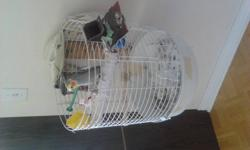 I am selling my 8 year old male cockatiel. He needs a caring home and an owner with previous experiences with pet birds. If interested, please email me with your phone number and name so that I may contact you. e_sheikh95@hotmail.com Thank you.