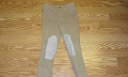 Great condition, Elation breeches size 8 youth   $15.00 each or both pair for $25.00