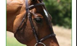 I have a few English bridles.. Size FULL. Chestnut coloured. NEW. comes with braided reins. Size FULL. Black, with padded drop nose band or regular snaffle noseband. Size COB. Dark brown. Very nice bridle. Padded nose band and pinch protector. Padded brow