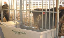 Attend a free information session about GrowSafe Technology.  Lakeland College is showcasing this research equipment for beef cattle that was installed in our Vermilion Campus Bull Test Station this fall.  Find out what its all about on Wednesday, January