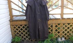 winter blanket size 82 western chaps size large oil skin long jackets size medium