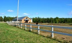 Horses for lease on the beautiful Mira River, new facility with large indoor and outdoor arena, experienced coach available. Each lease is 275 a mth and a weekly riding lesson is a must, lessons are 30 for an hour of instruction. English/western