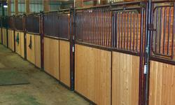 Horse Stalls   4 Fronts each $500.00 3 Dividers each $300.00 That is 40% off New Price.   Take all 4 stalls $2600.00   These stalls are in Great shape and Great Quality. Must be able to load stalls yourself.   Call Janet 403-597-3218 (no emails please I