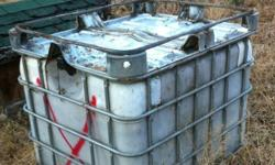 Large plastic water tank/trough with metal cage around. Used for horse waters. Spout does not open see on pics. There's 2 troughs/tanks each are $60 OBO both spouts are broke. This ad was posted with the Kijiji Classifieds app.