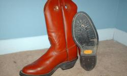 No fair offer will be declined! This ad is updated regularly, so assume anything listed on here is still available. Picture 1 - Size 8.5 unisex riding boots. They have been worn on and off over the winter but no longer fit me. They are good heavy boots,