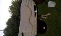 I am offering a memory foam pad for sale brand new only used once for testing. Didn't work for me. Its made by hilason and is a nice pad. For more questions contact melissa at 361-6300