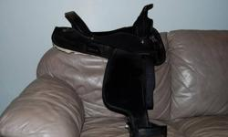 This is a well made saddle that is super easy to care for. It is a genuine Circle Y Park and Trail, I just bought it recently but like all the other saddles I have tried it does not fit my oddly shaped horse.. It appears to be in very new condition, it