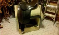 I was asking $1200.00 for my saddle, but I realize that times are tough and I think I would like to lower my price to $800.00 or a very reasonable offer to somebody who can enjoy it as much as I have!   We are doing more western these days and therefore