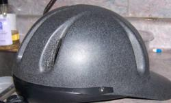 These riding helmets are standard and will adjust to almost anyone, asking $20.00 a piece or both for $35.00   Also have a large believe to be size US 81 winter horse blanket(used)in great shape asking $45.00(pics soon)   if interested in either please
