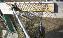 PATTY'S PONY PLACE offers slow feed nets specifically designed for ponies. After one year of testing different designs and mesh size - 1 1/2 inch was mastered far too efficiently by our 15 test subjects - we use netting with a one inch hole. We also do