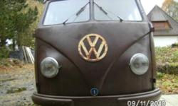 LOOKING FOR A VW BUS STRIAGHT OFF THE FARM. I I'VE POSTED ADS IN THE CAR SECTION WITH NO REAL LEADS. THE COUNTRY FARM OFF THE BEATEN PATH IS WHERE THESE TRUCKS WERE USED BACK IN THE DAY. IF YOU HAVE OR YOUR NEIGHBOUR HAS ONE OF THESE VW'S MATCHING MY