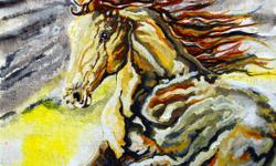 """West Wind Creations ( The creative side of """"West Wind Ranch"""" )   Offering some of our original paintings, a variety of limited edition prints, and also  a selection of unique photographs for sale. We also take on a limited number of portrait commissions ("""