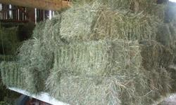 Best quality hay for sale small square bails no pesticides or herbicides used. 1st cut 2nd cut and some oat straw available local delivery possible call Rod or email for more info Happy new year