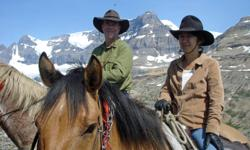 One Week Clinic for Trail Riders and those interested in packing, training the trail horse and guiding. Great horses, beautiful country, includes 2-3 day self guided pack trip. Accomodation provided. Call or email for brochure or info 1 250 569 3423  Blue