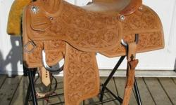 WE ARE A CUSTOM SADDLE SHOP WAY OUT IN ALBERTA THAT SELLS ON-LINE AND SHIPS ALL OVER CANADA AND NORTHERN US STATES WE CARRY THE BEST LINES IN HAND MADE BITS SPURS STIRRUPS AND SADDLES FOR THE WESTERN RIDER THAT LIKES TO SHOW OR USE THE BEST IN USING